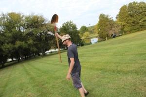Justin's Shovel