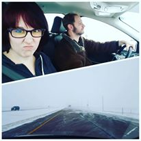 I don't deal with changes to the plan very well. Flight from SD to Dallas got cancelled. No flights out of Sioux Falls until the weekend. Couldn't get out of Omaha or the twin Cities until Thursday. So we rented a car and hit the road. Gotta get home.
