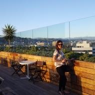Rooftop wine
