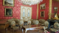 Napoleon's blinging apartments