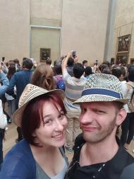 Mona Lisa. Meh.